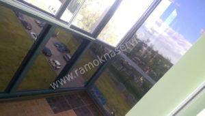 Комфортная тонировка балкона: 3 причины использования
