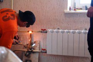Как поменять батареи отопления в квартире