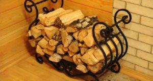 Какие дрова лучше для бани - важно знать!